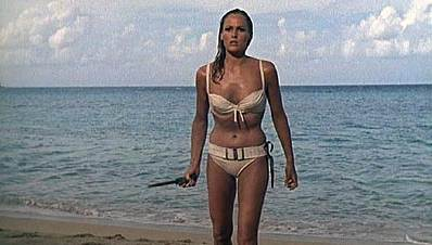 7 Bond Girls Inesquecíveis