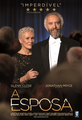 A Esposa, com Glenn Close