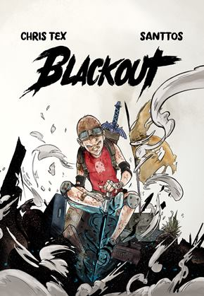 Blackout de Chris Tex e Santtos