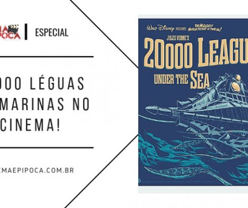 20000 Léguas Submarinas no Cinema