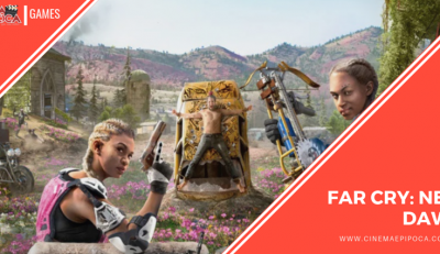 Ubisoft anuncia Far Cry: New Dawn