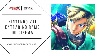 Nintendo vai entrar no ramo do Cinema