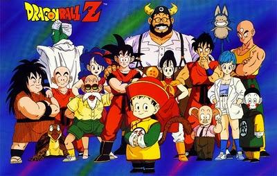 Todos Os Filmes De Dragon Ball Z Goku E Companhia Nos Cinemas