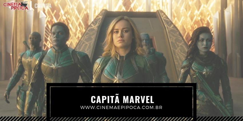 Capitã Marvel é bom?