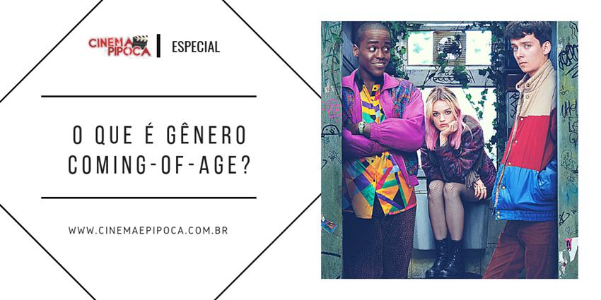 O que é gênero coming-of-age?