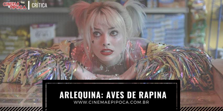 Arlequina: Aves de Rapina