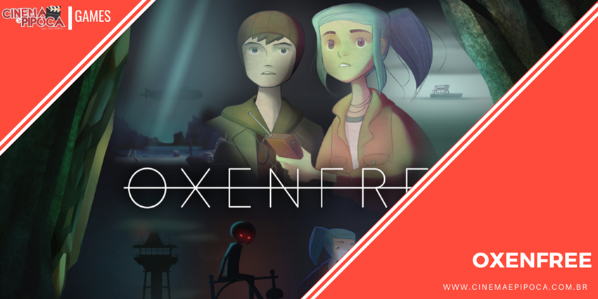 Oxenfree: Os Mistérios e as Belezas dos Indies