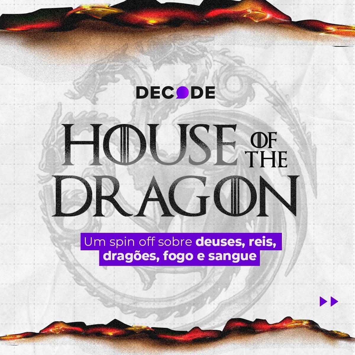 House of The Dragon, o spin off de Game of Thrones