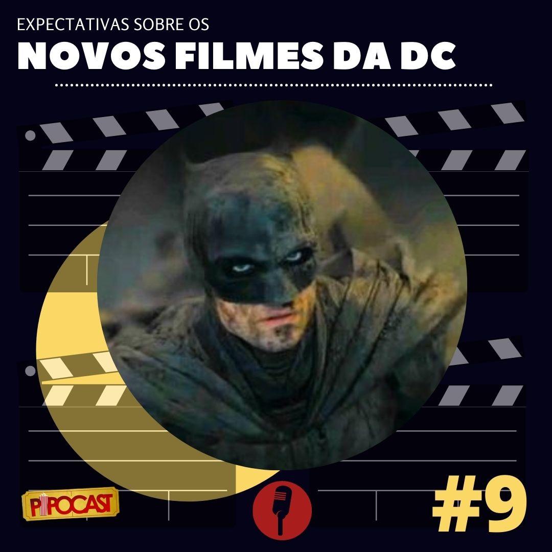 Próximos filmes da DC nos cinemas